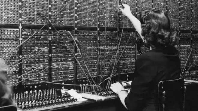 The net's DNS system acts like a switchboard to route your data correctly