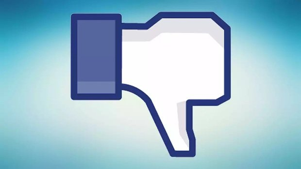 Facebook sees a 'dislike' button in your future