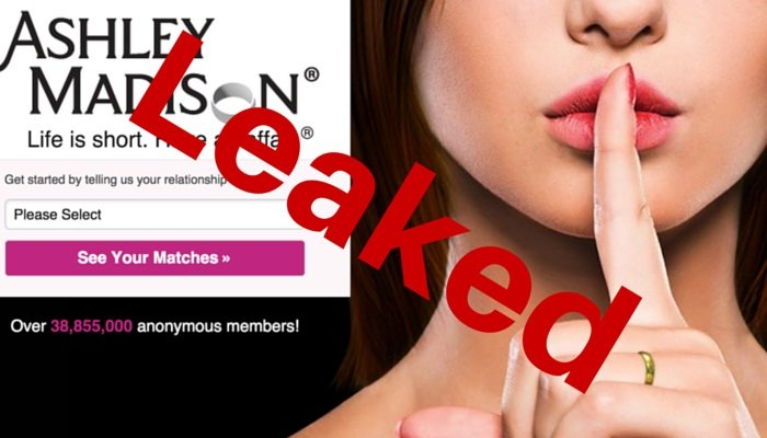 Ashley Madison Hack Latest Reminder Stupid Passwords Are Stupid