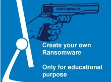 Create your own Ransomware - Open source Ransomware malware