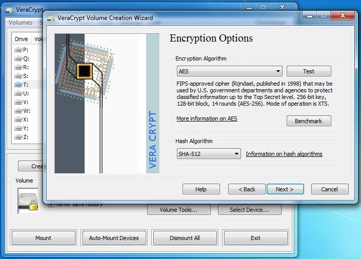 VeraCrypt 1.15 fixes two recently reported TrueCrypt vulnerabilities