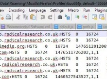 How to prevent HSTS tracking in Firefox