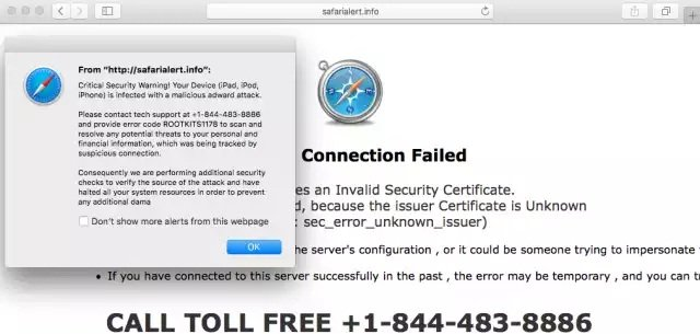 Support scams that plagued Windows users for years now target Mac customers