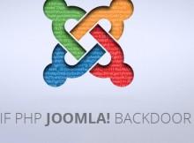 Return of the EXIF PHP Joomla Backdoor