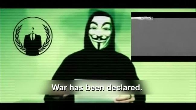 ISIS: GHOST SEC, ANONYMOUS HACK ISLAMIC STATE WEBSITE