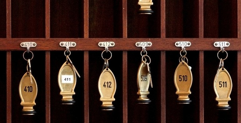 hotel data security concerns