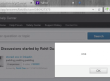 LinkedIn patches serious persistent XSS vulnerability