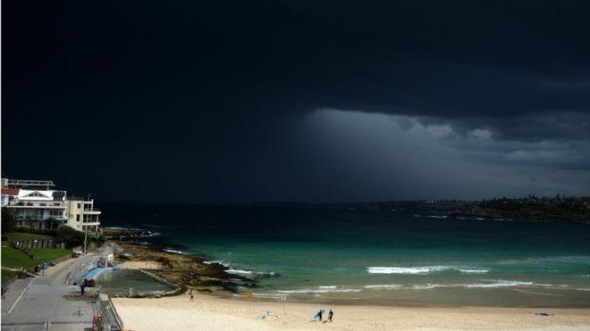 Australia Bureau of Meteorology 'hacked'