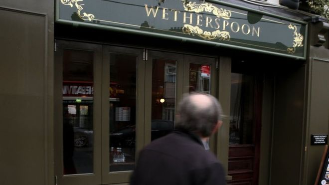 JD Wetherspoon pub chain warns customers of 'hack'