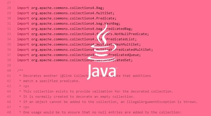 Java Deserialization Vulnerability Found in More Java Libraries