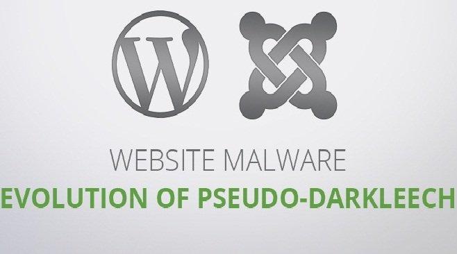 Website Malware – Evolution of Pseudo Darkleech