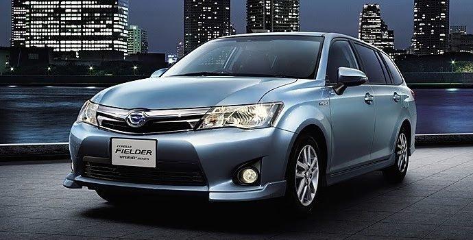 Toyota Corolla Hybrid Car Hacked via Smartphone
