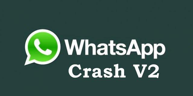 Whatsapp Crash V2 - crashing PC browser and mobile app