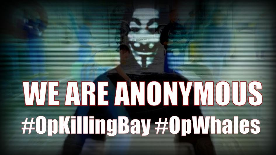 Anonymous Takes Down Nissan's Website Against Illegal Whale Hunting In Japan
