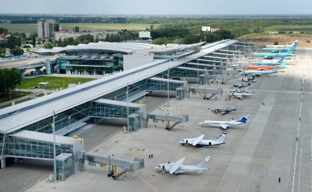 Ukraine blames Russia of cyber attacks against the Boryspil airport