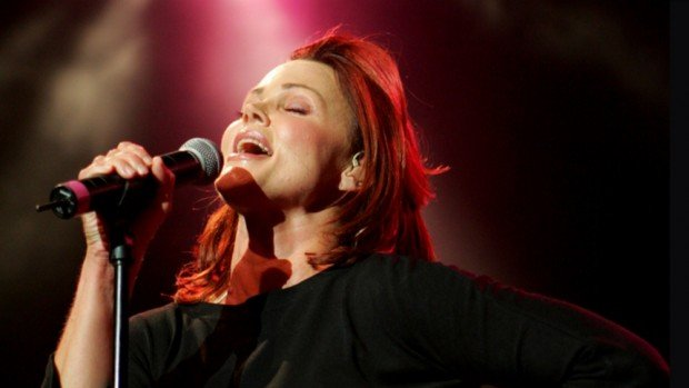 Belinda Carlisle's Official Website Hacked, Sports Viagra Banner