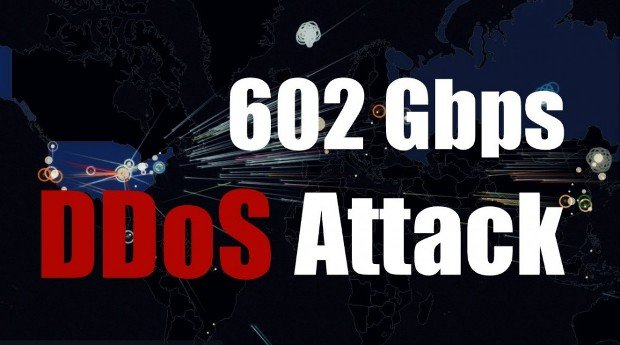 DDoS attack on BBC may have reached 602Gbps, never so powerful