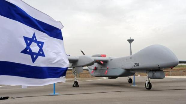 Snowden Leak Proves That NSA And GCHQ Spied On Israeli Drones Using Open Source Tools