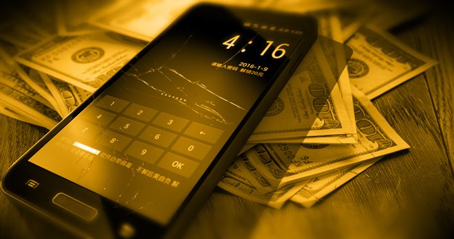 Android ransomware variants created directly on mobile devices