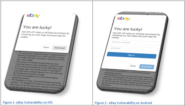 eBay Flaw Lets Attackers Push Malware and Launch Phishing Sites