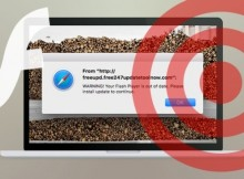 Researchers spotted a new OS X scareware campaign