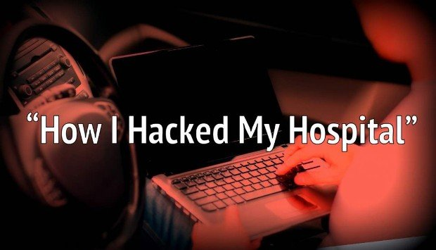 Kaspersky Researcher Shows How He Hacked His Hospital While Sitting In His Car