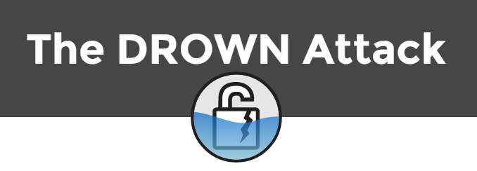 33 percent of all HTTPS websites open to DROWN attack