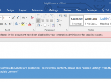 Microsoft Adds New Feature in Office 2016 That Can Block Macro Malware