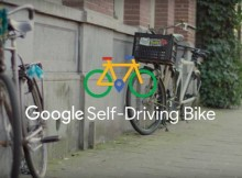 Google Makes a 'Self-Driving Bicycle' to Mess With Amsterdam