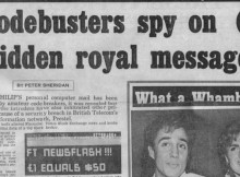 Archive of historic BT 'email' hack preserved