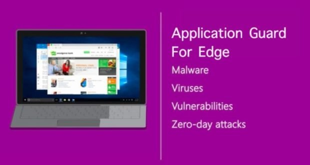 Windows 10 Will Run Edge Browser In A Virtual Machine For