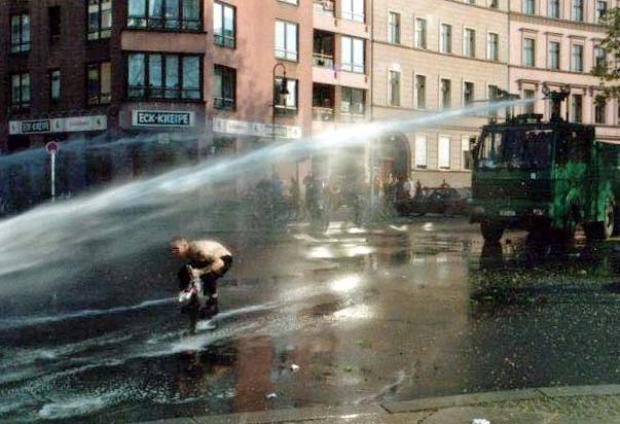water-cannon