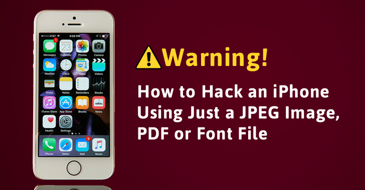 It's nearly 2017 and JPEGs, PDFs, font files can hijack your