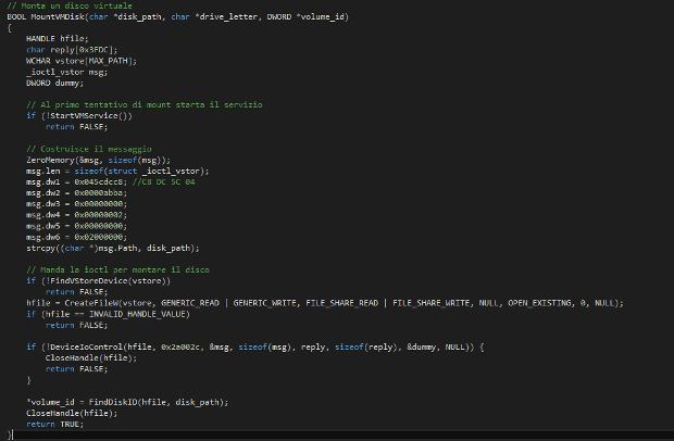Post-exploitation: Mounting vmdk files from Meterpreter