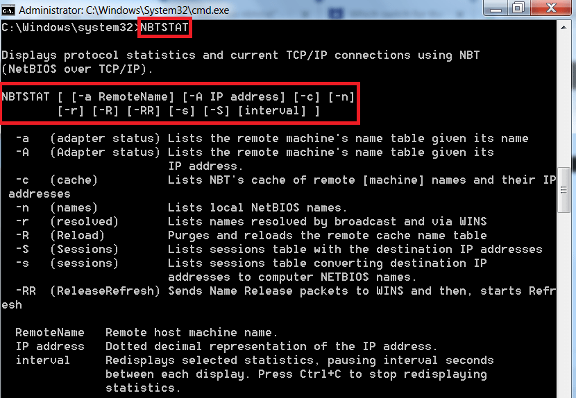 resolve netbios name from mac address
