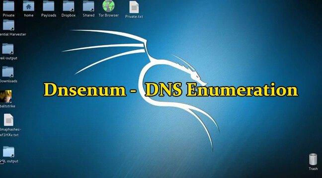 DNS enumeration