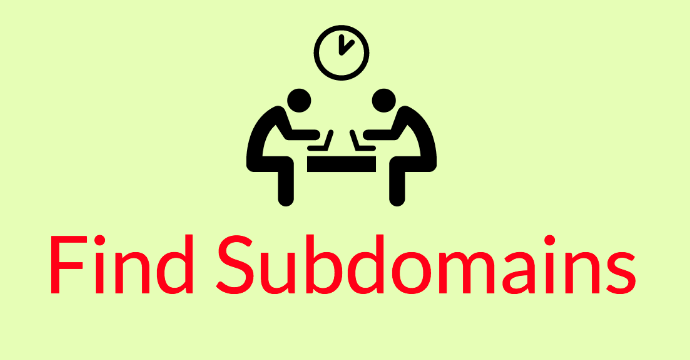 Find hidden subdomains with DNSMap