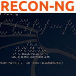 recon-ng – Good tool for Information Gathering