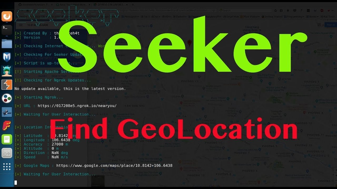 Get Geolocation of anybody in just few mins  Easier than it appears