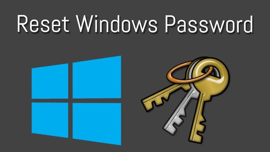 crack windows password recovery