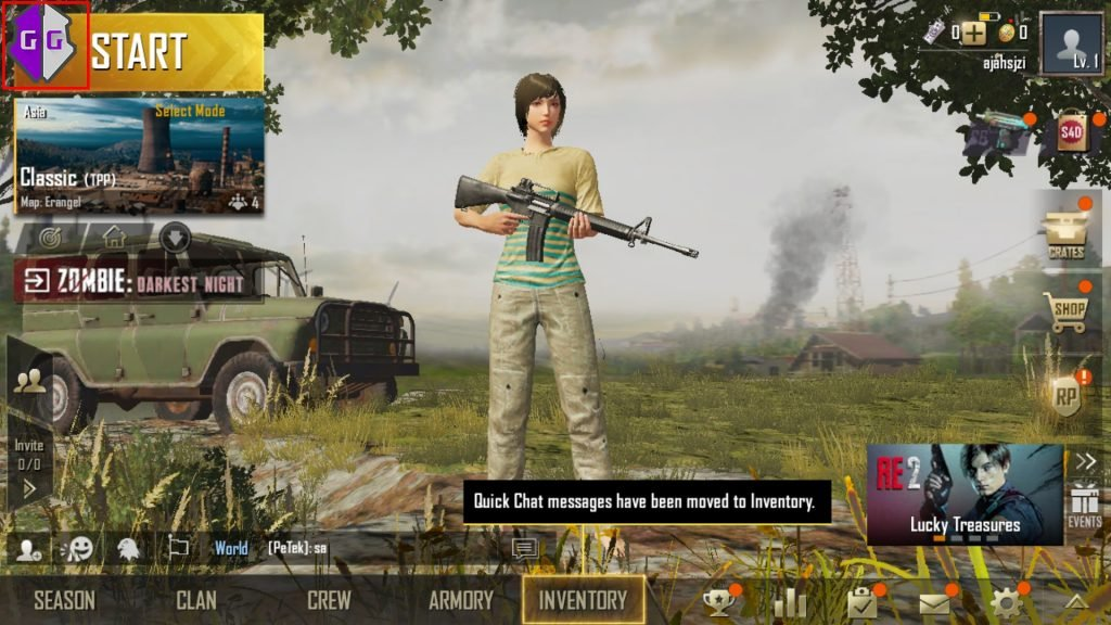 PUBG - How I hacked and locked my account for 3650 Days