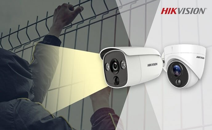 Hikvision and DahuaTech have been banned by the U.S. Gov