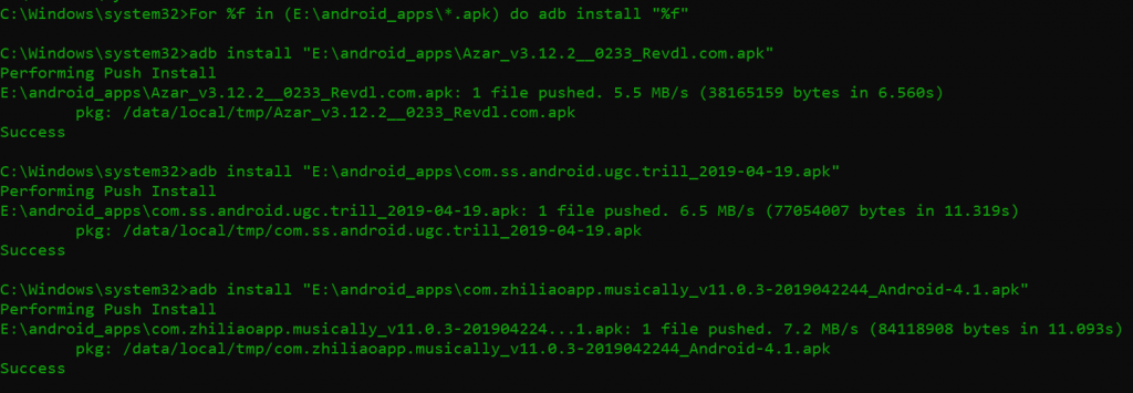 ANDROID MOBILE HACKS WITH ANDROID DEBUG BRIDGE(ADB) - Part I