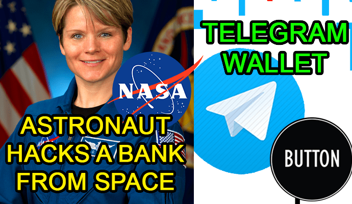 Anne McClain astronaut hack account bank hacks nasa