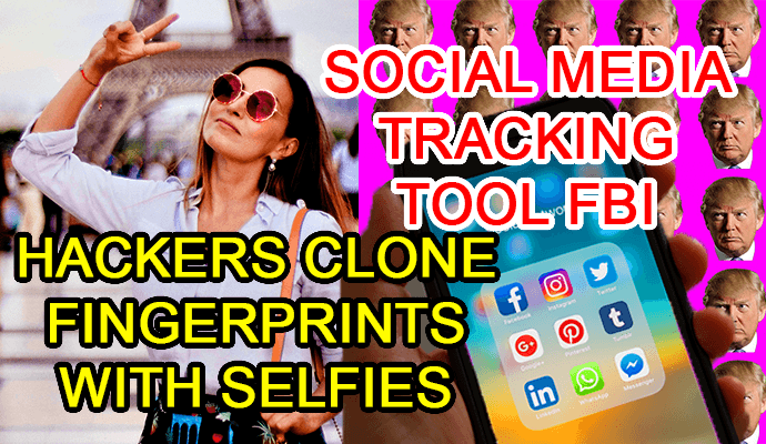clone fingerprints photos spy social media networks facebook trump eu