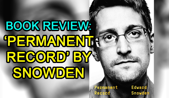 book permanent record snowden review hacker movie edward snowden