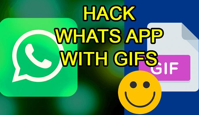 hack whatsapp gifs gif giphy hack document crack