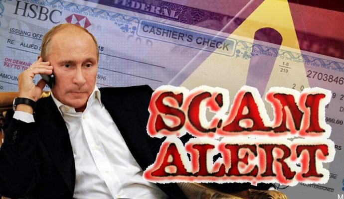 phishing scam US gov