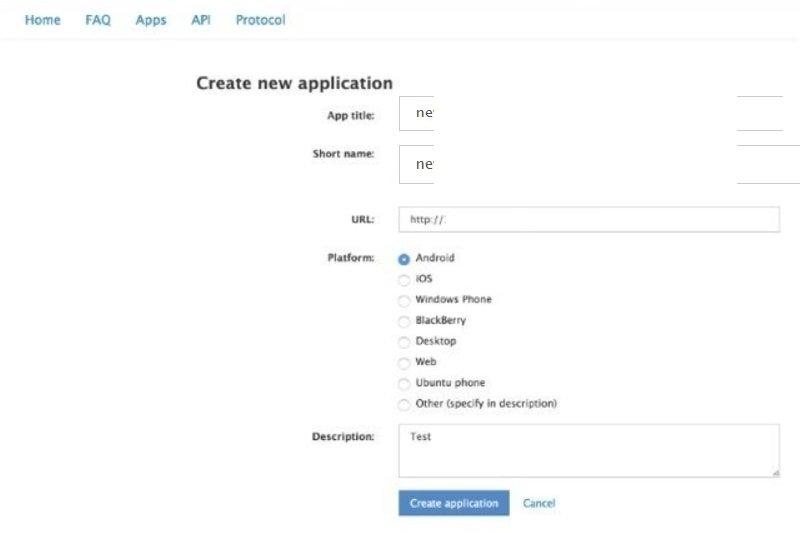 Telegram_Create_App