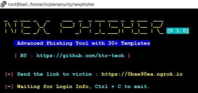 Phishing Link